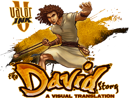 Valor Ink - The David Story