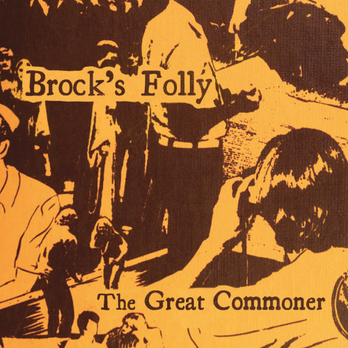 The Great Commoner Cover