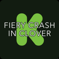 Kickstarter In Clover thicker letters