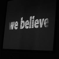 We Believe Header