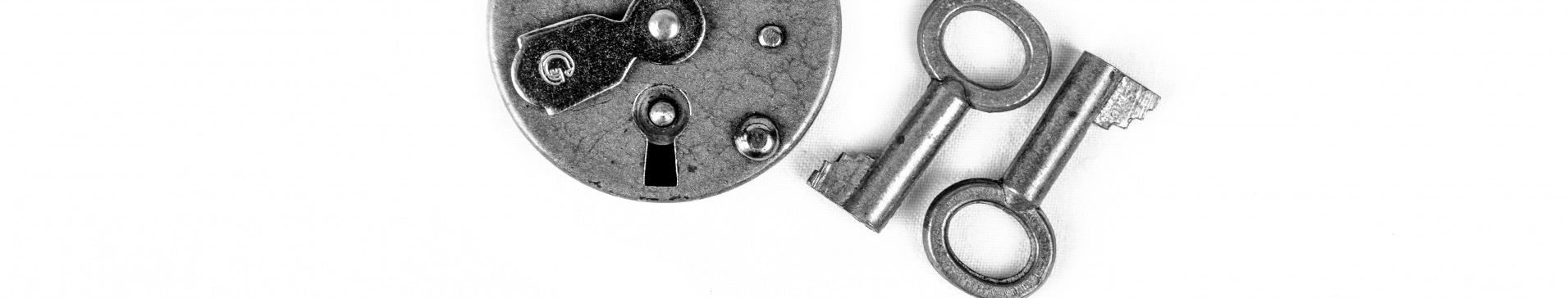 Lock and Keys header